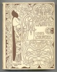Metamorfoze - Louis Couperus, bandontwerp Jan Toorop (1897)