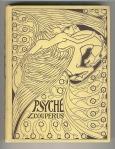 Psyche - Louis Couperus, bandontwerp Jan Toorop (1898)