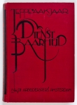Dienstbaarheid - Jeppe Aakjaar, bandontwerp: Albert Hahn jr. (1931)
