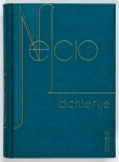 Dichtertje - Nescio, bandontwerp: Pieter Hofman (1933)