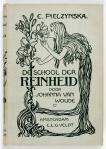 De school der reinheid - E. Pieczynska (1902), bandontwerper onbekend