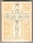 Het Christus-mysterie - H.W.Ph.E. van den Bergh van Eysinga, bandontwerp: Rijk van Lavieren (La Ruche), 1917