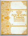 Koningin Emma - N. van Harpen, bandontwerp: Theo Neuhuys (1904)