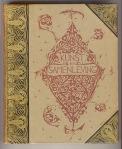 Kunst en samenleving (2e druk 1903) - Walter Crane, bandontwerp: Gerrit Willem Dijsselhof (1893)