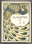 Silhouetten door L.E., bandontwerp Albert Angus Turbayne (1909)