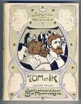 Tom en ik - Johanna van Woude, bandontwerp: Louis Raemaekers (1912)