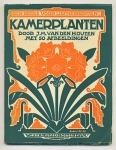 Kamerplanten - J.M. van den Houten, omslagontwerp: Jo Daemen (1929)