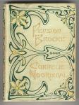Pension Brocke - Cornelie Noordwal, bandontwerp: Willem Pothast (1900)
