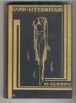 Over literatuur - Israël Querido, bandontwerp: Pieter Hofman (1924)