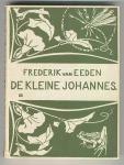 De kleine Johannes - Fredrik van Eeden, bandontwerp: Edzard Koning (1900)