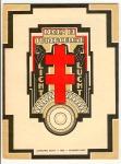 Tegen de tuberculose! - nr. 3 1938, omslagontwerp: Pieter Hofman