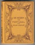 De keizer van Portugal - Selma Lagerlöf, bandontwerp: Cornelia van der Hart (ca. 1905)