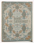 Bouw- en Sierkunst, omslagontwerp: Willem Karel Rees (1901)