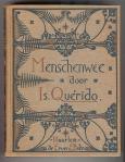 Menschenwee door Is. Querido, bandontwerp: Willem Karel Rees (1903)