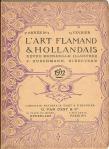 Tijdschrift – l'Art Flamand & Hollandais (1912), omslagontwerp: Gerrit Willem Dijsselhof