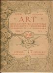 Tijdschrift - Art (1906), omslagontwerp: Gerrit Willem Dijsselhof