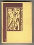 De profeten van Israël - P. de Buck, bandontwerp: Pieter Hofman (1927)