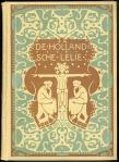 De Hollandsche Lelie, verzamelband ontworpen door Jan Rotgans (1913)