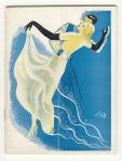 Programmaboekje - Théâtre de l'Empire, omslagontwerp: Don (ca. 1935)
