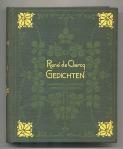 René de Clercq - Gedichten, bandontwerp: Jan Bertus Heukelom (1907)