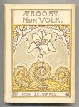 Troost mijn volk - J.C. Sikkel, bandontwerp: Jacobus Philippus Wormser (1902)