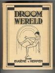 Droomwereld - Eugène van Herpen, bandontwerp: Edzard de Groot (1930)