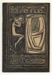 Blauwe zangbundel - Nederlandsche Jeugd-Centrale voor Drankbestrijding, ontwerp: Jaques Vijlbrief (1925)