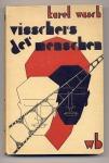Visschers der menschen - Karel Wasch, bandontwerp M. de Lange (1935)