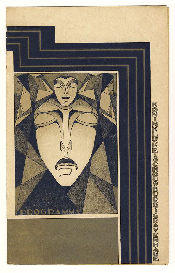 Pieter Hofman: boekbandontwerper tussen symbolisme en art deco