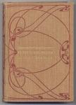 Vrouwenliefde in de literatuur - Anna de Savornin Lohman, bandontwerp: Anna Sipkema (1902)