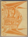 Een droom - Henri Borel, bandontwerp: Jan Toorop (1899)