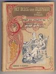 """Het beleg van Alkmaar - P. Visser, serieband """"In de vacantie"""" - Geïllustreerde Bibliotheek voor jongens en meisjes (ca. 1904)"""