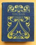 Verzen van Guido Gezelle, bandontwerp Johann Georg van Caspel (1901)