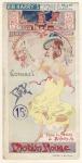 Programma - Spectacle Concert Bal Moulin Rouge, omslagontwerp: Philippe Victor van den Bergh (1902)