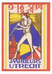 Reclamekaart - Jaarbeurs Utrecht, ontwerp: Jac. Jongert (1924)
