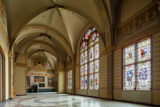 Voorhal Rijksmuseum Amsterdam