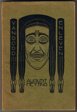 Boekomslag Van dood en leven, Chris Lebeau (1920)