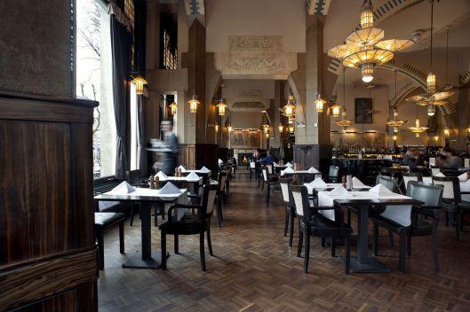 Interieur Café Americain
