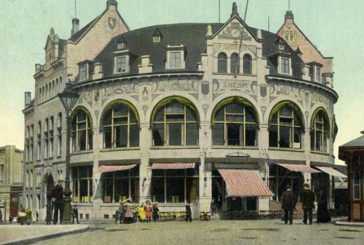 Hofplein-station-1910-uitsnede-ansichtkaart