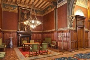 Koninklijke wachtkamer op Amsterdam CS