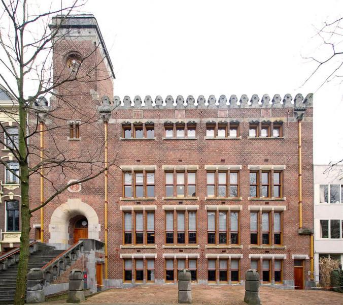 Hendrik Petrus Berlage 1856 1934 I Design