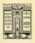 Advertentie - Mynssen & Co Ingenieurs Amsterdam