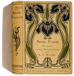 Annie Forest - L.T. Meade, bandontwerp: Anna Sipkema (1910)