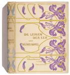 De leugen der eer - Henri Borel, bandontwerp: Anna Sipkema (1903)