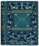 Eene liefdesgeschiedenis - J. Reyneke van Stuwe (ca. 1902), bandontwerper onbekend