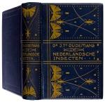 Nederlandsche insecten - Dr. J.Th. Oudemans, bandontwerp: Gustaaf van de Wall Perné (1908)