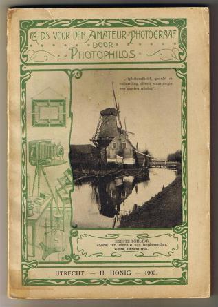 Gids voor den Amateur-Photograaf, 1909