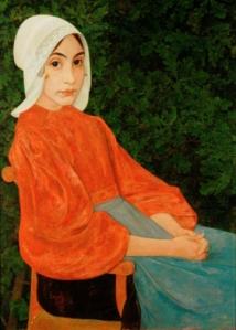 Jan-Veth-schilderij-Karen-tentoonstelling-Mauve-Mondriaan-Singer-Laren