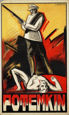 Potemkin_affiche_Dolly_Rudeman_1926