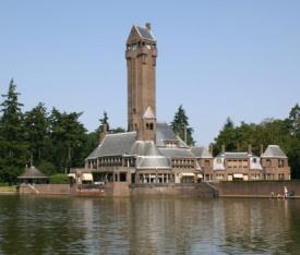 Jachthuis Sint Hubertus, foto: Nationaal Park De Hoge Veluwe